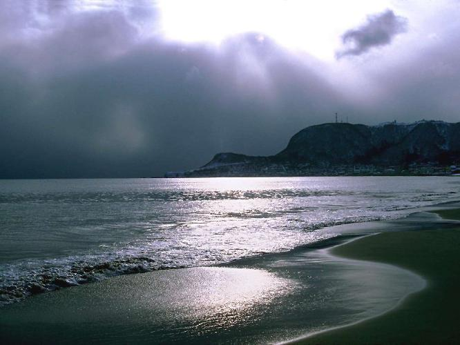 В какой океан впадает японское море