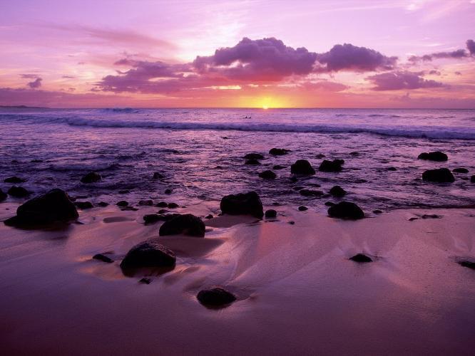 Картинки Тихого океана  Фото мир природы
